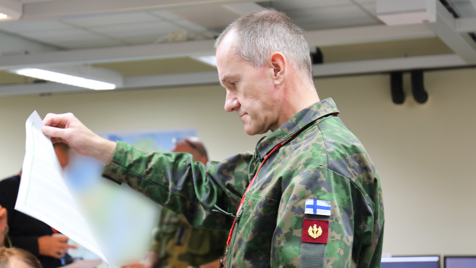 The JWC conducts scenario wargame in preparation of TRIDENT JUNCTURE 18