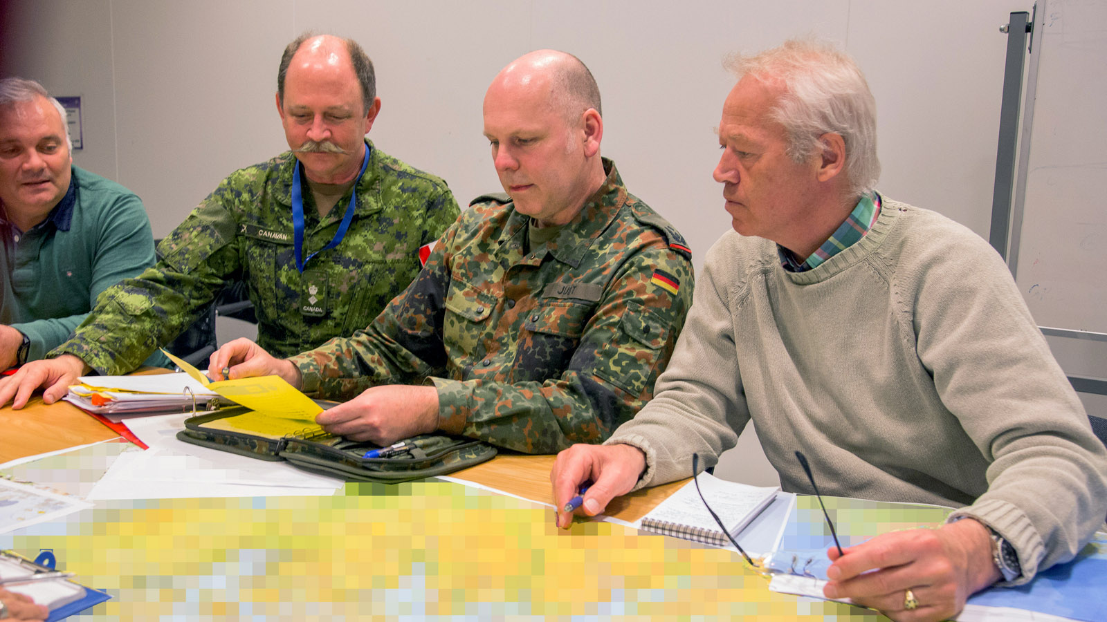 TRIDENT JUNCTURE 2018 MEL/MIL Incident Development Workshop: Developing joint solutions to joint warfighting challenges