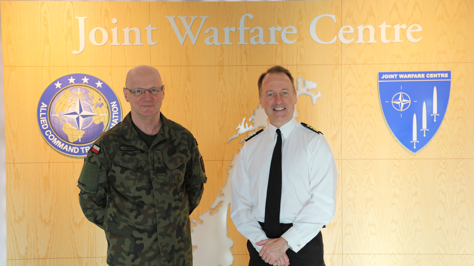 Chief of Staff to Supreme Allied Commander Transformation visits JWC, opens NATO's Human Capital Development Workshop