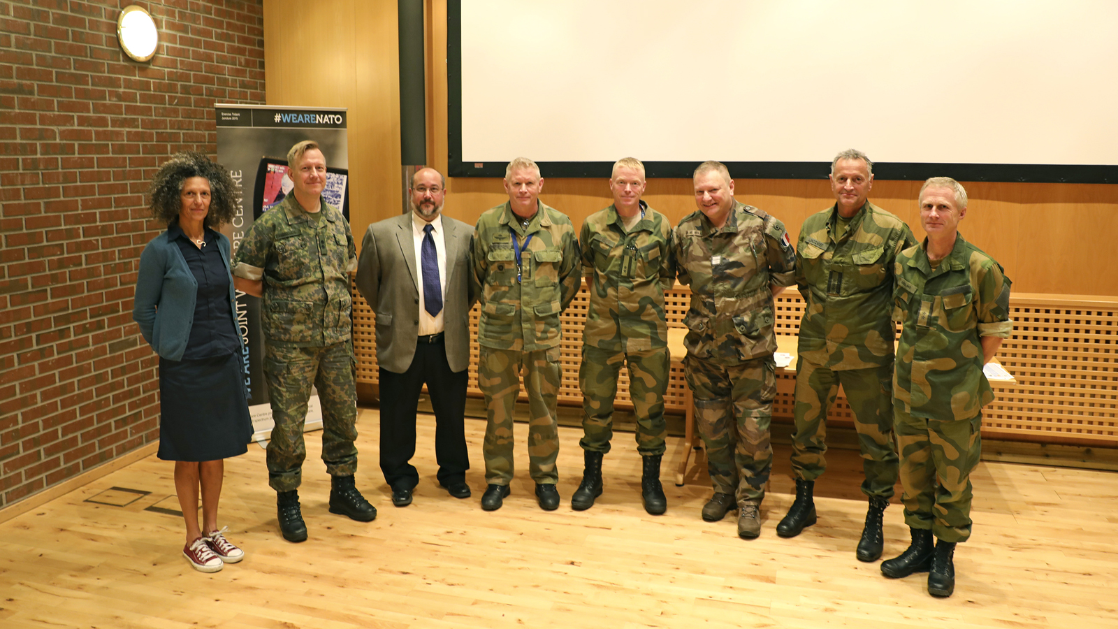 NATO Joint Warfare Centre hosts seminar on Protection of Civilians